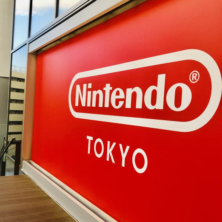 Nintendo TOKYOの混雑ってどれくらい?&ゲームみたいなマルチカラーネイル♪