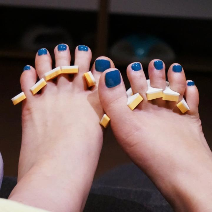 足の指を広げる効果を教えます!むくみと脂肪を撃退して今年こそ脱・下半身太り!
