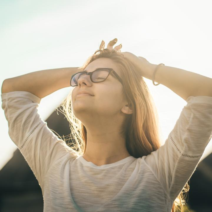 爪のシワが横にあるのはストレスが溜まっている証拠?お肌のシワ改善は免疫力を重視